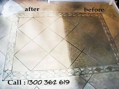 Tile And Grout Re-Coloring Terrey Hills